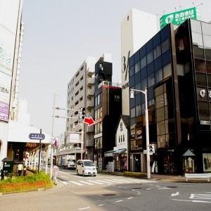 新潟市中央区西堀 古町