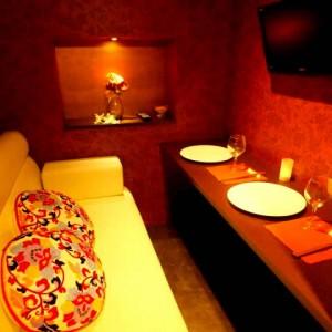 カップルソファー席個室